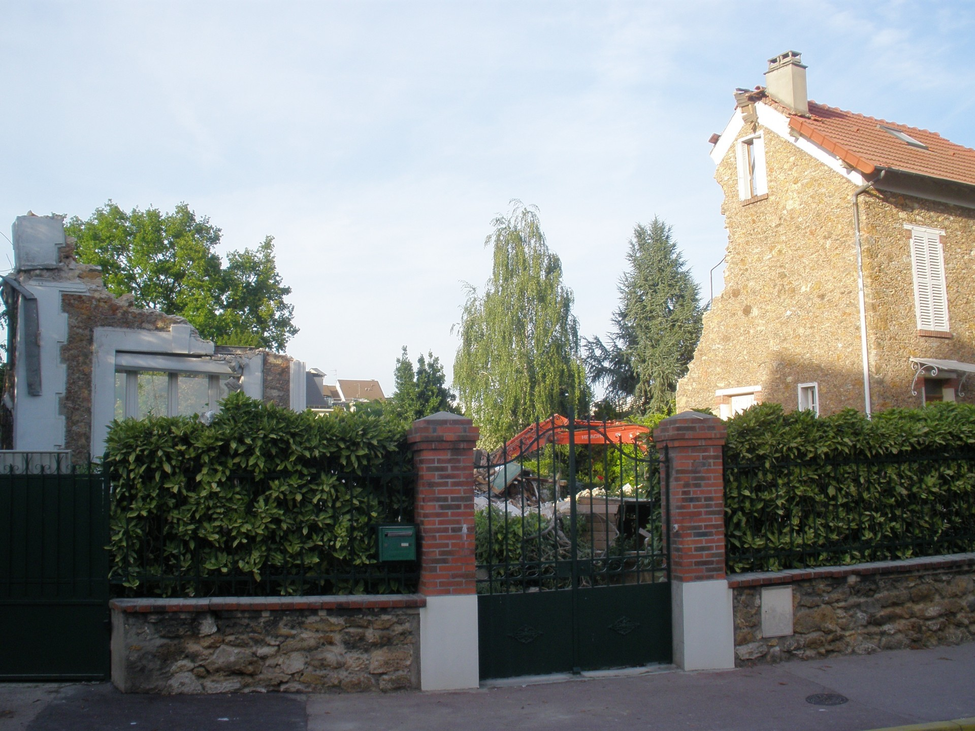 Eté 2010, Avenue Gabriel-Péri