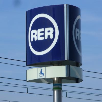 5 stations de RER B à Antony...