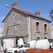 Ancienne gare de l arpajonnais saulx les chartreux 40